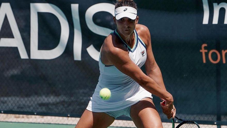 Rebeka Masarova carrera tenis