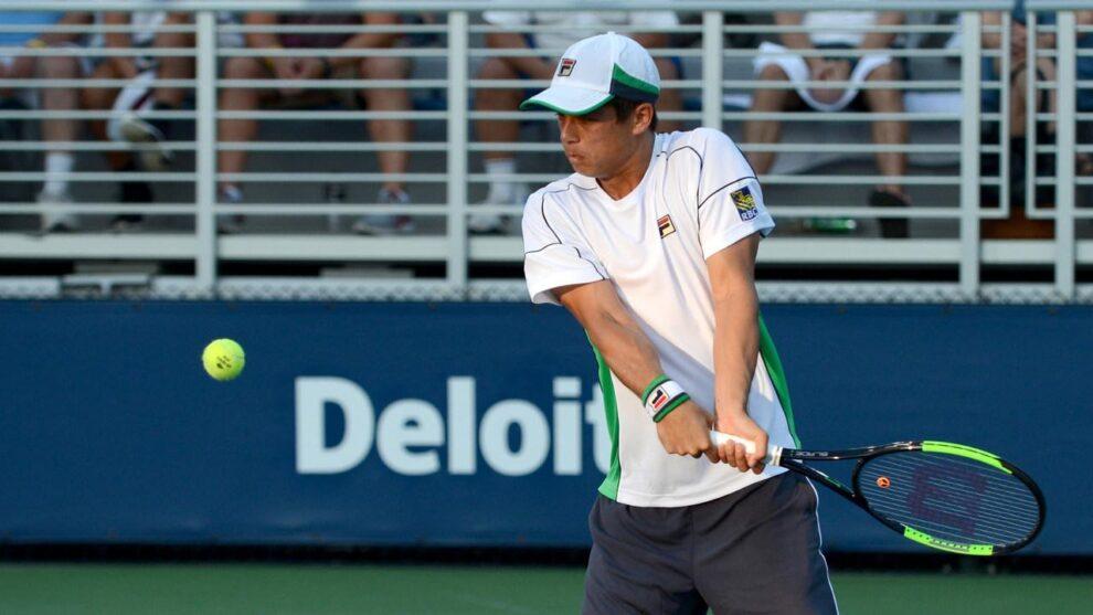 Kyrgios McDonald ATP Washington