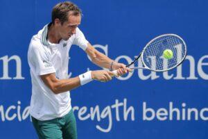 Medvedev Carreño ATP Cincinnati