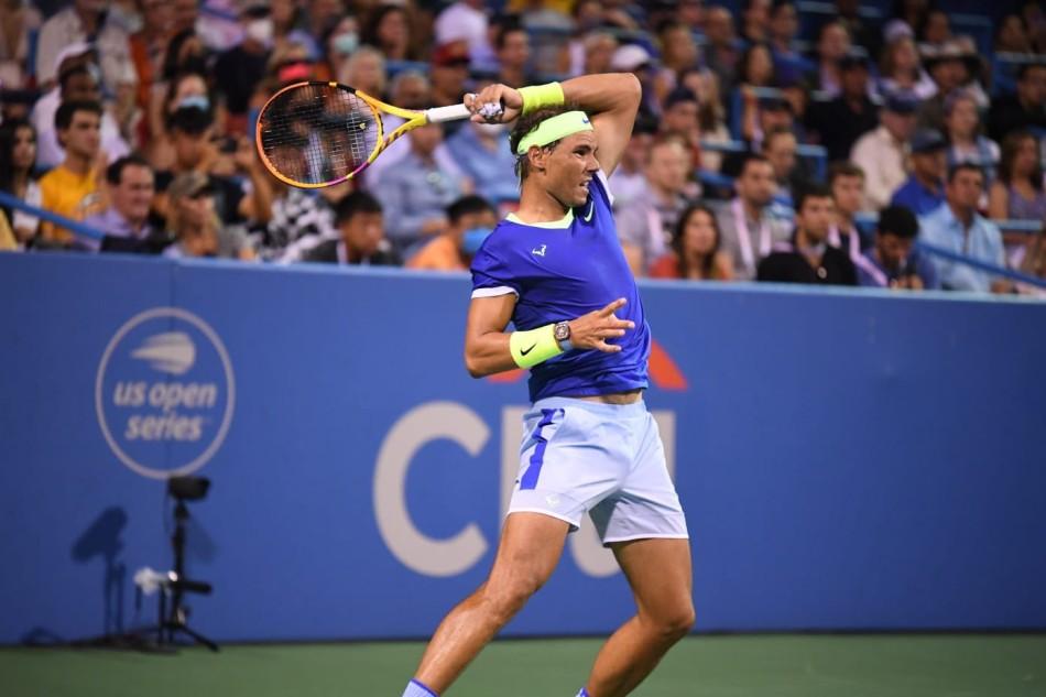 Nadal Sock ATP Washington
