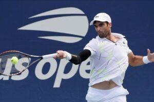 Andújar Kukushkin US Open