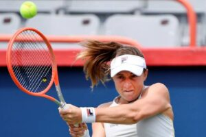 Podoroska Pera WTA Cleveland