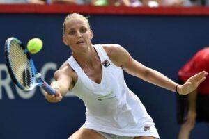 Pliskova Badosa WTA Cincinnati