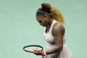 Serena baja US Open