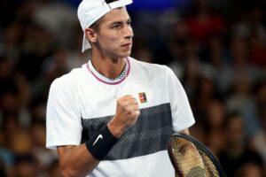 Alexei Popyrin historia tenis