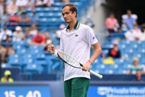 Medvedev Dimitrov ATP Cincinnati