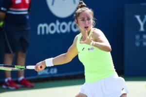 Sorribes Kontaveit WTA Chicago
