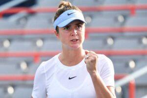 Svitolina Cornet WTA Chicago