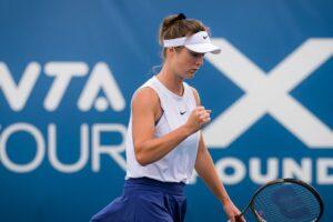 Svitolina Ferro WTA Chicago