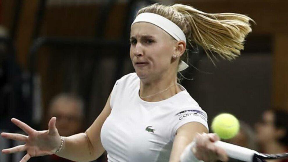 Teichmann Osaka WTA Cincinnati