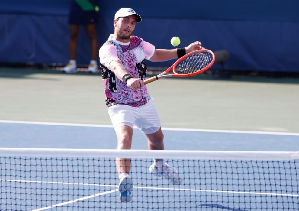 Trungelliti Davidovich US Open