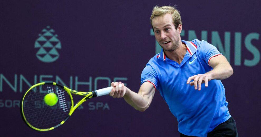 Taberner Van de Zandschulp US Open