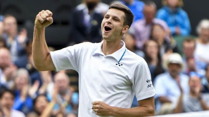 Hurkacz Murray ATP Cincinnati