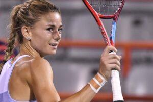 Pliskova Giorgi WTA Montreal
