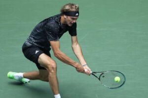 Zverev Querrey US Open