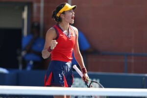 Raducanu Bencic US Open