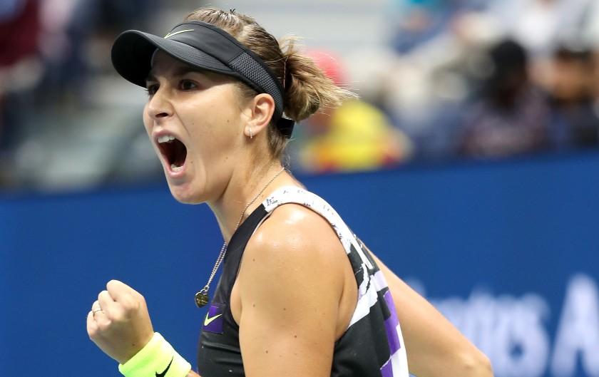 Bencic Trevisan US Open