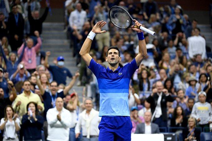 Djokovic Zverev US Open