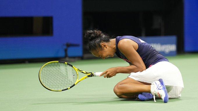 Fernández Sabalenka US Open