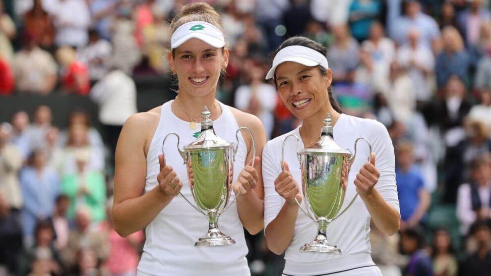 Cuadro dobles US Open 2021