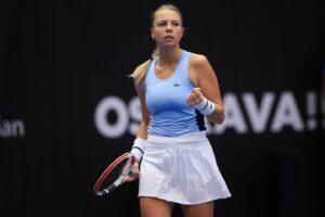 Baodsa Kontaveit WTA Ostrava