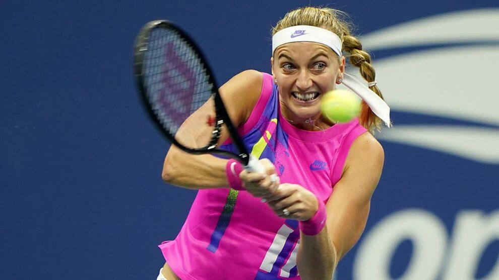 Kvitova Kristyna Pliskova US Open