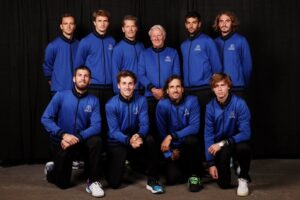 Europa campeona Laver Cup 2021