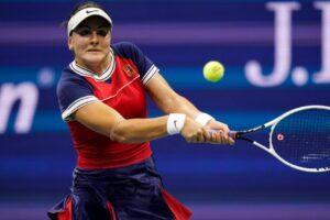 Andreescu Davis US Open
