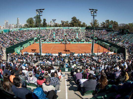 Argentina Bielorrusia público Copa Davis