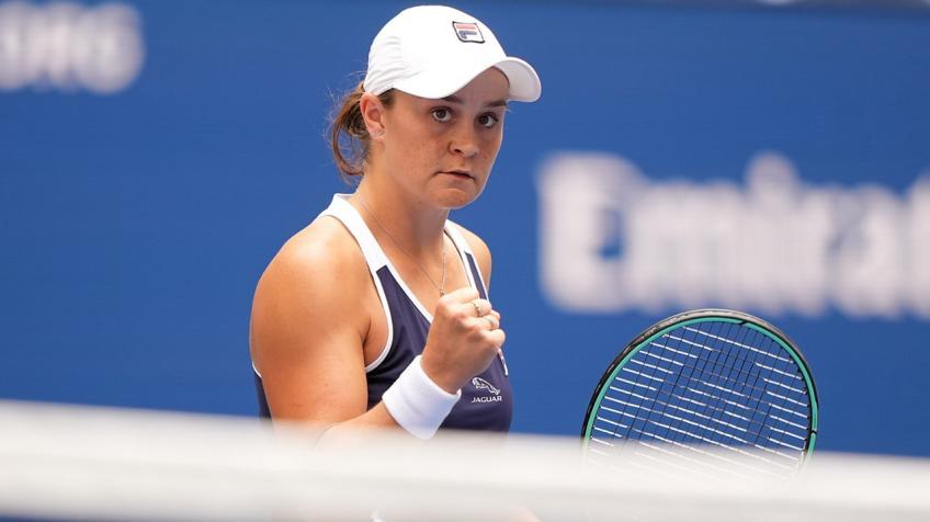 Barty Tauson US Open