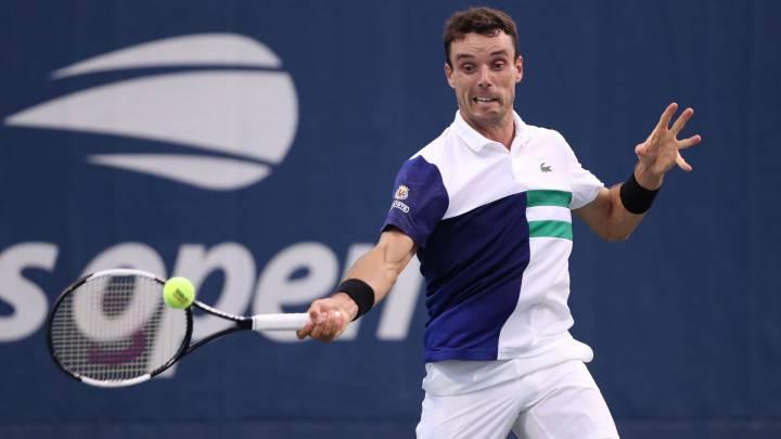 Bautista Ruusuvuori US Open