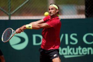 Dellien Bemelmans Copa Davis