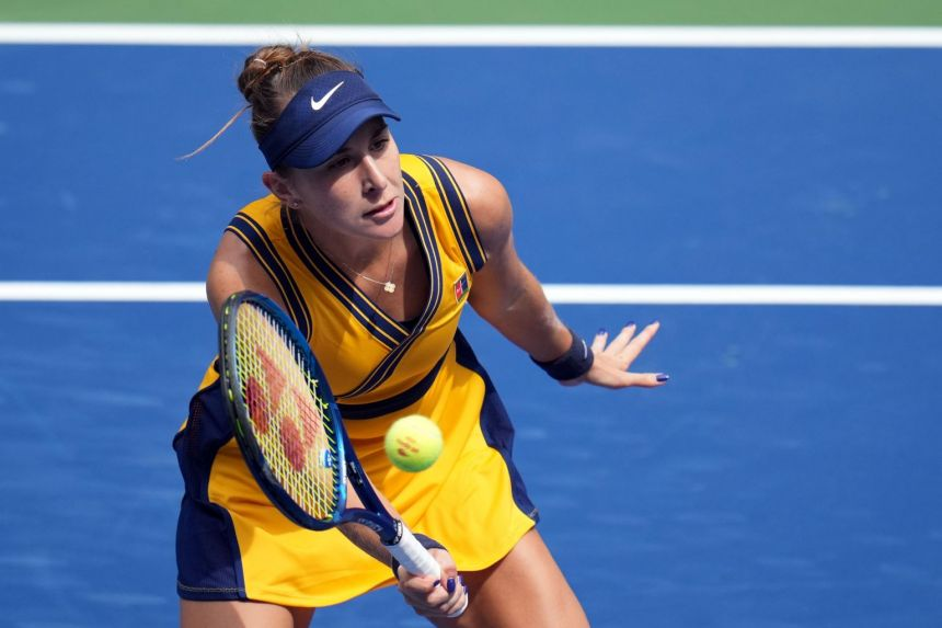 Bencic Swiatek US Open