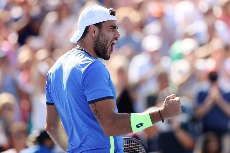 Berrettini Otte US Open