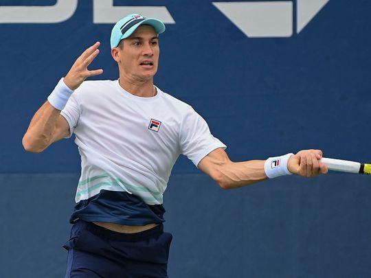 Bagnis Trungelliti US Open