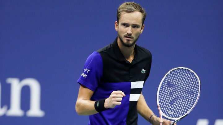Medvedev Koepfer US Open