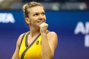 Simona Halep carrera tenis