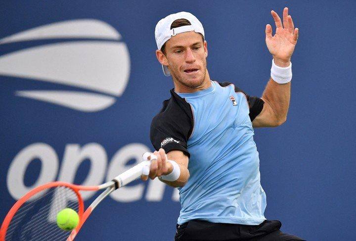 Schwartzman Van de Zandschulp US Open