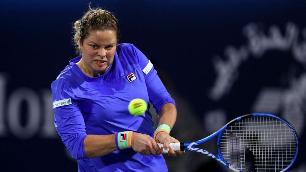 Kim Clijsters regreso tenis