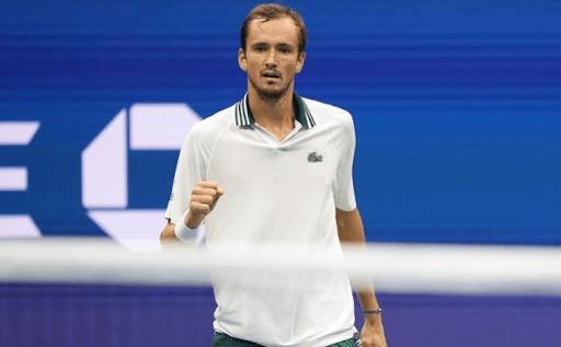 Medvedev Evans US Open