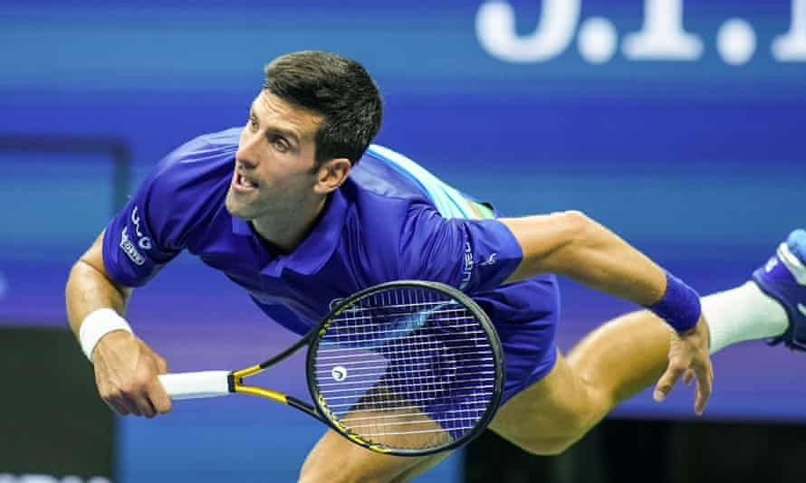 Djokovic declaraciones US Open Griekspoor