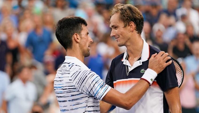 Previa Djokovic Medvedev US Open