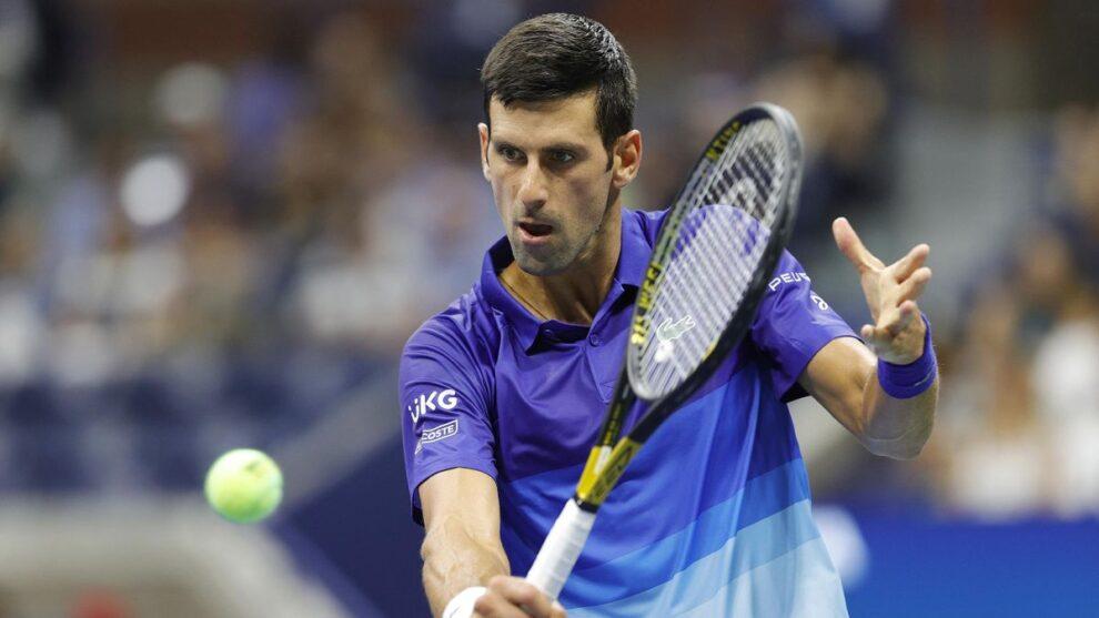 Djokovic Berrettini US Open