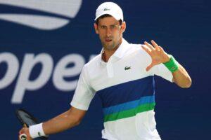 Djokovic Nishikori US Open