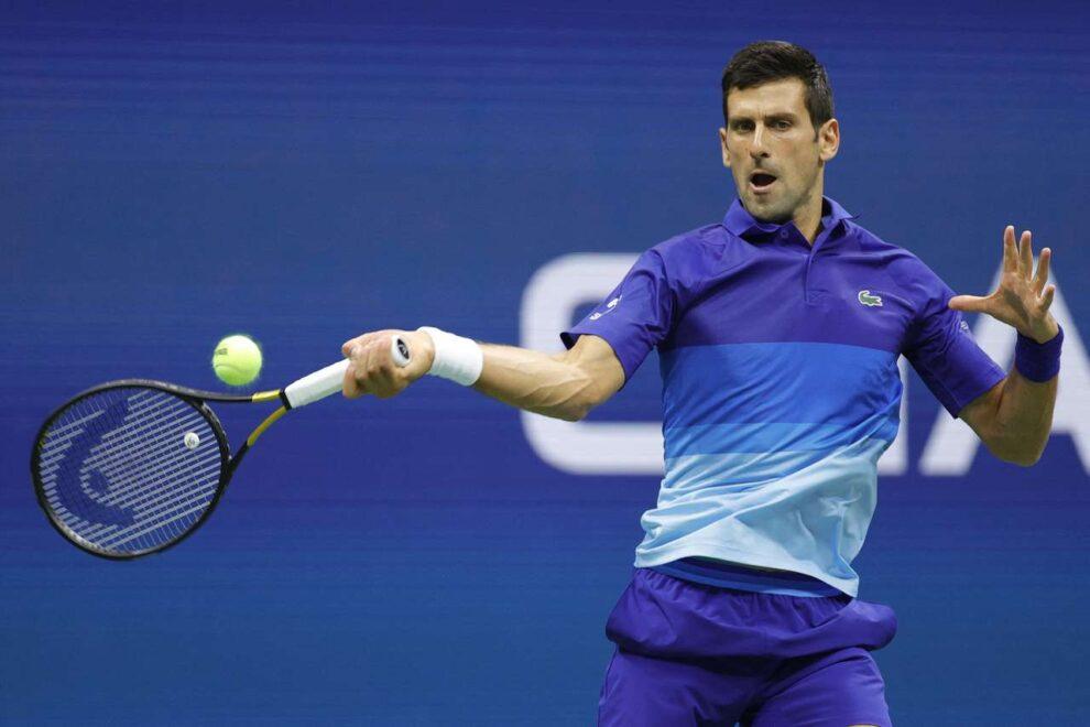 Djokovic Rune US Open
