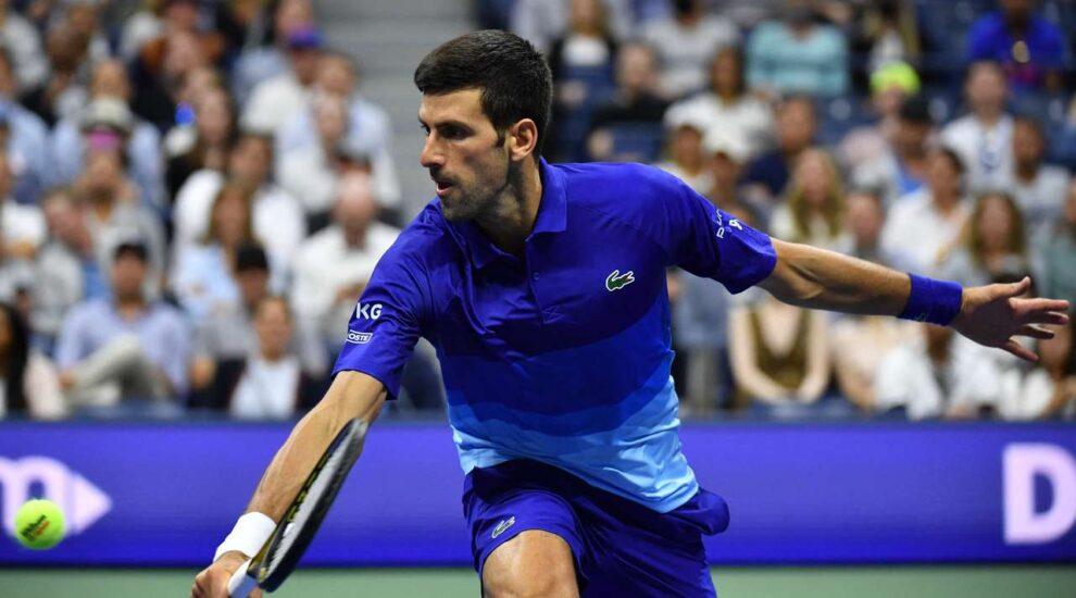 Djokovic Griekspoor US Open