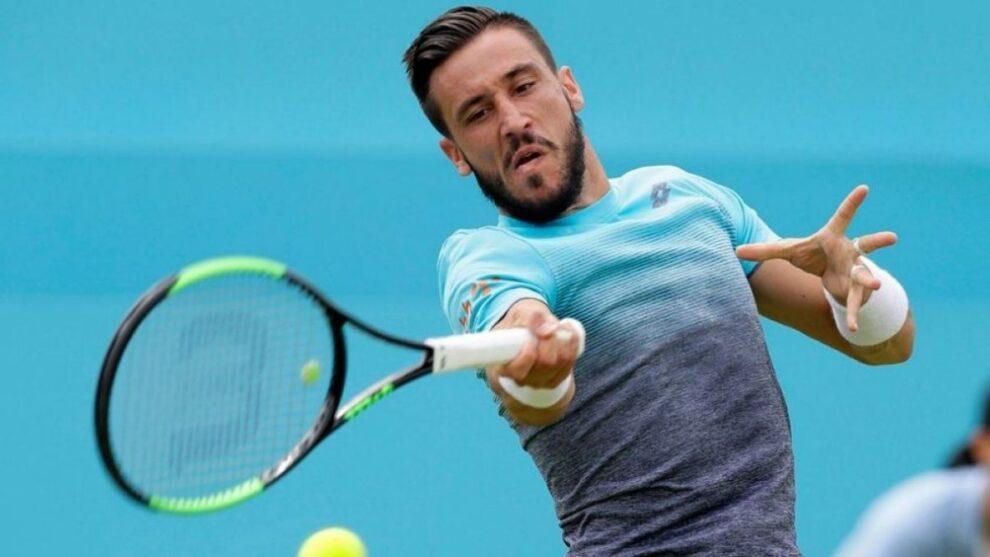 Dzumhur Álvarez Copa Davis
