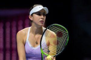 Bencic Sorribes WTA Ostrava
