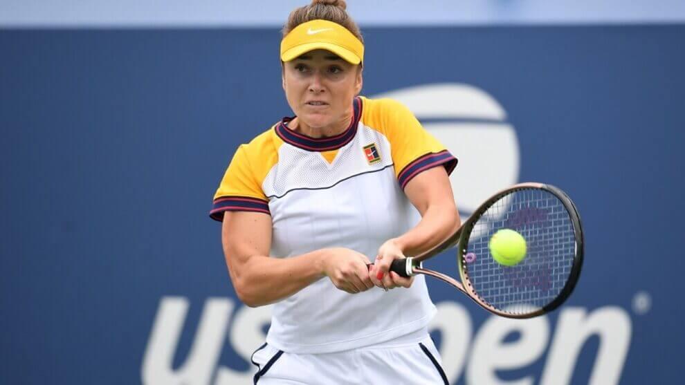 Svitolina Halep US Open