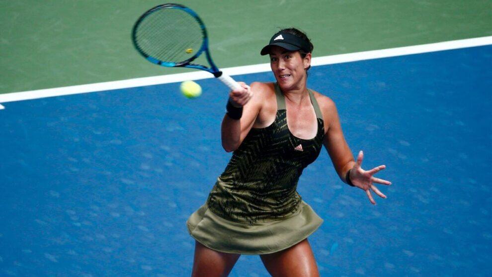 Muguruza Petkovic US Open